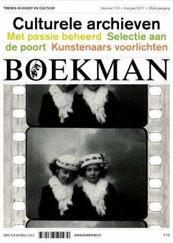 Bespreking: Boekman 110 over culturele archieven
