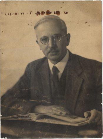 Archief in de kijker: Ludwig Burchard