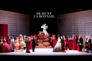 Bij De Munt is online opera al jaren een nieuwe werkelijkheid