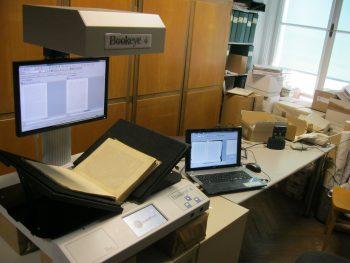 Kwaliteitsvol digitaliseren van tekst- en beeldmateriaal