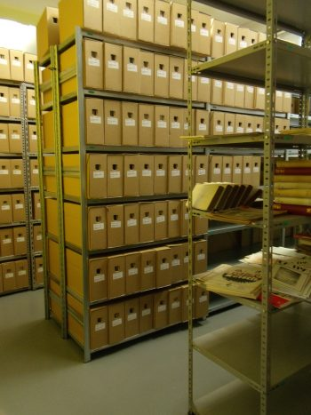 Classify your archive and collections
