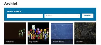 Toon je archief en/of collectie(s) online