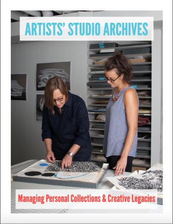 Artists' Studio Archives (publicatie)