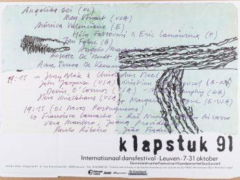 Spot op erfgoed: archief van STUK en Klapstuk