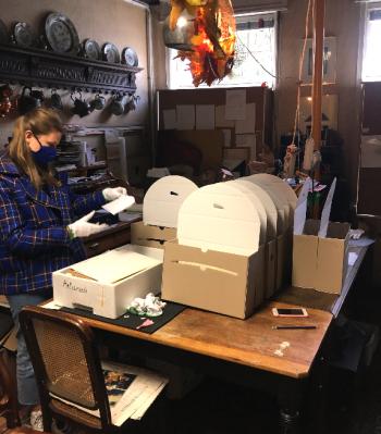 (Vrijwilligers-)werk in de archiefzorg