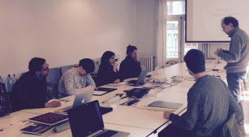 Schrijven op Wikipedia over dans in Brussel