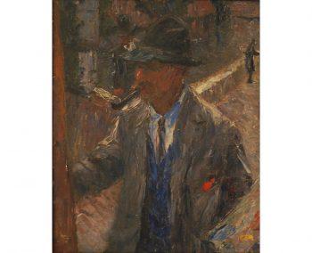 "Webtentoonstelling ""Portret van een verborgen kunstenaar…: Léo(n) Spanoghe (1874-1955)"""